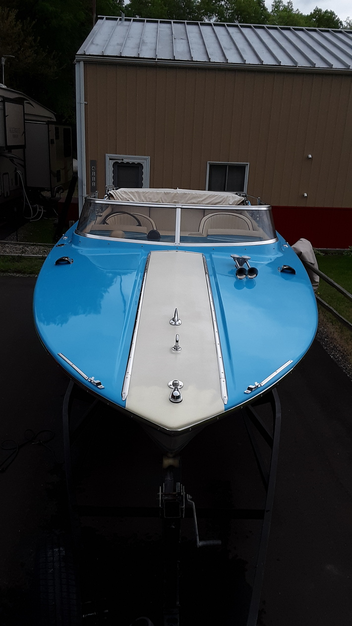 Chris Craft XK 22 1973 For Sale $23,500 Phone 517 960 4496